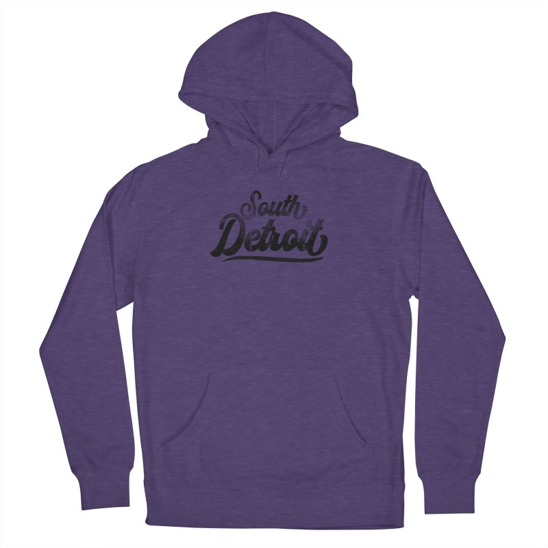 South Detroit Women's Pullover Hoody by 8bit Geek's Artist Shop