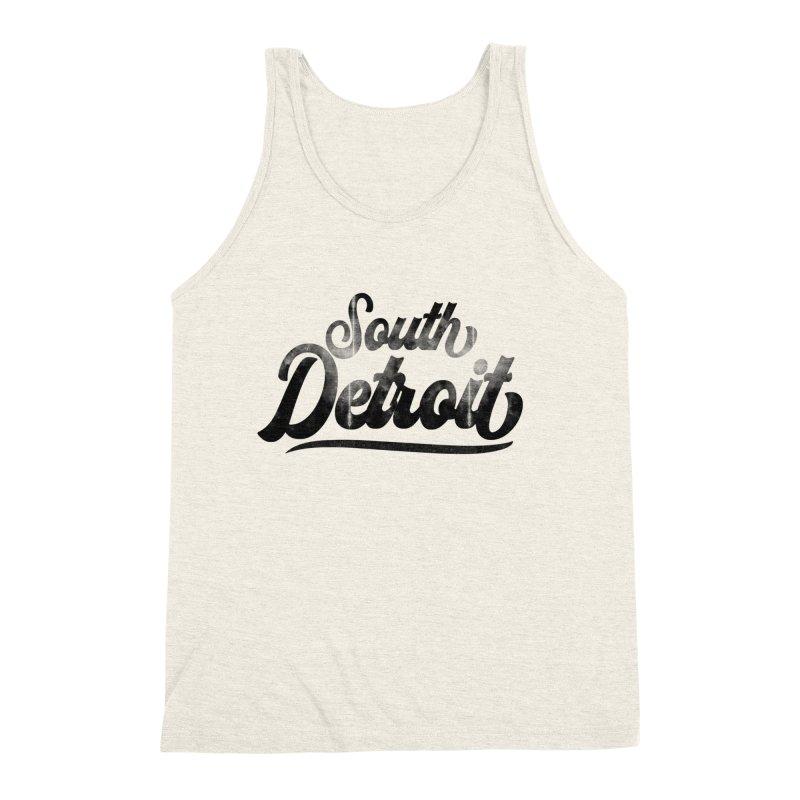 South Detroit Men's Tank by 8bit Geek's Artist Shop