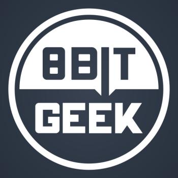 8bit Geek's Artist Shop Logo