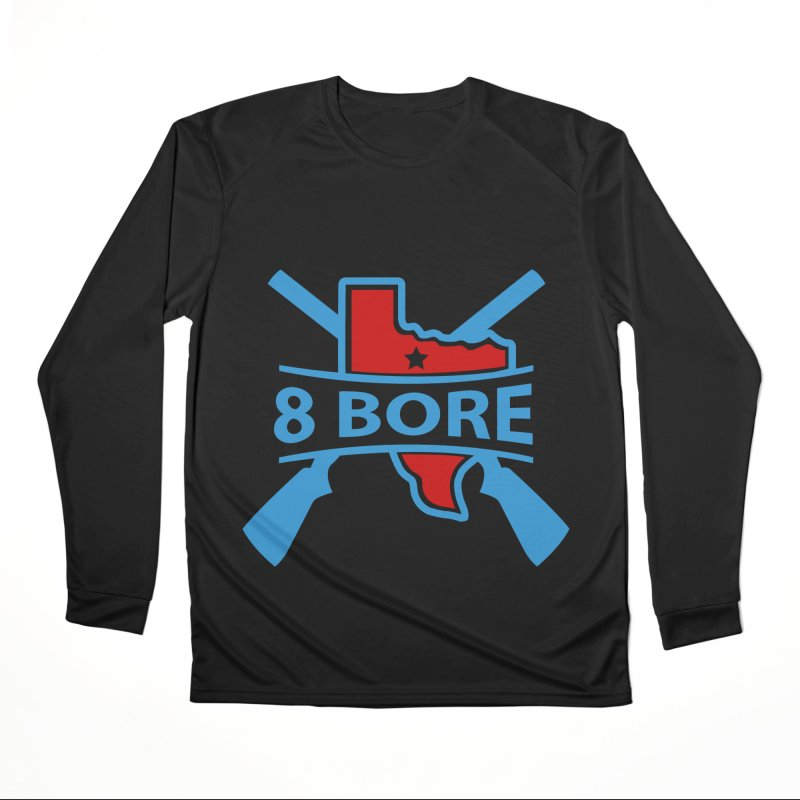 "8  Bore ""Crossed Arms"" Logo Men's Longsleeve T-Shirt by"