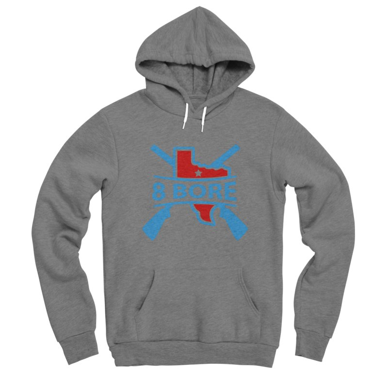"""8  Bore """"Crossed Arms"""" Logo Men's Pullover Hoody by"""