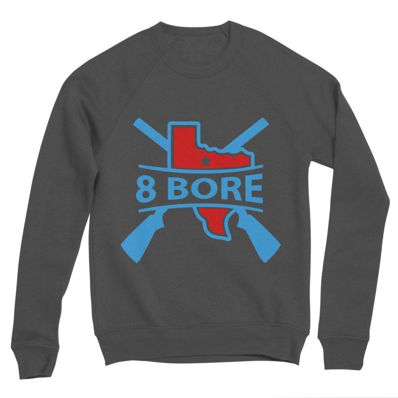 "8  Bore ""Crossed Arms"" Logo Women's Sweatshirt by"