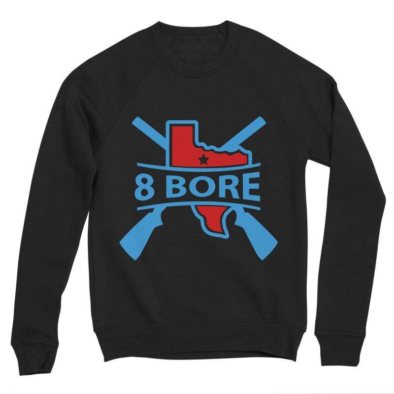 "8  Bore ""Crossed Arms"" Logo Men's Sweatshirt by"