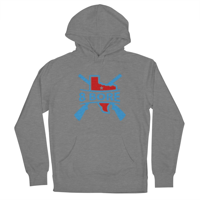 "8  Bore ""Crossed Arms"" Logo Women's Pullover Hoody by"