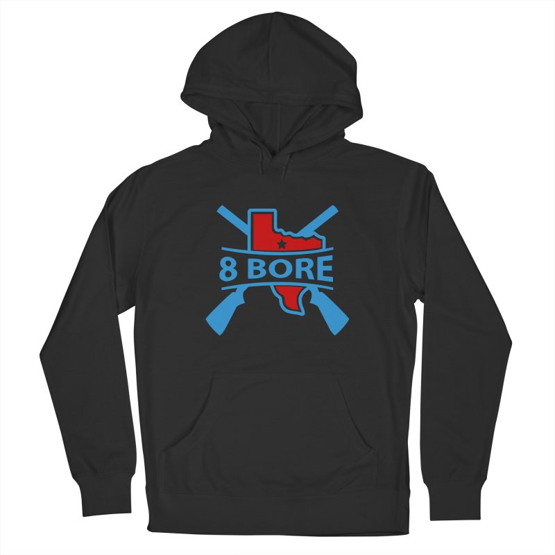 """8  Bore """"Crossed Arms"""" Logo Women's Pullover Hoody by"""