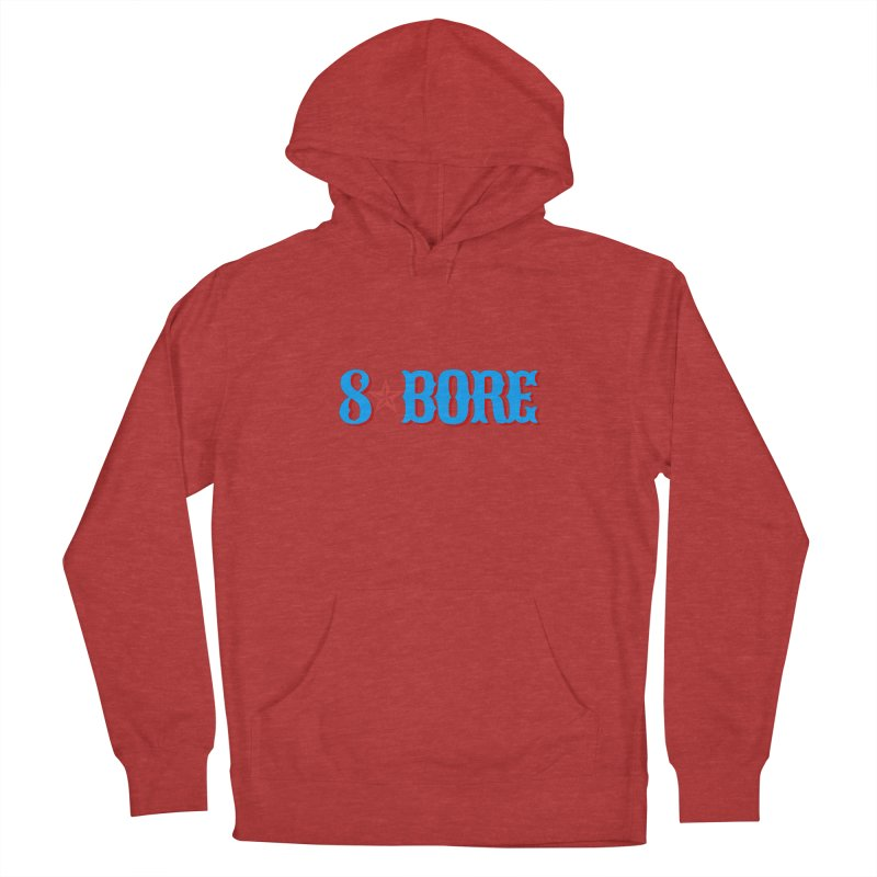 "8 Bore ""Lone Star"" Logo Women's Pullover Hoody by"