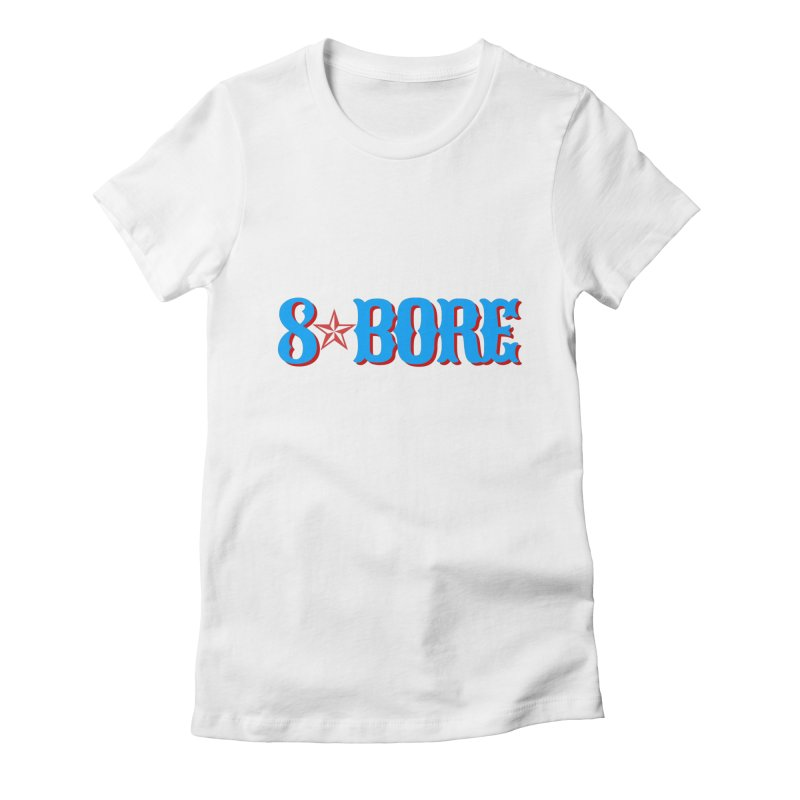 "8 Bore ""Lone Star"" Logo Women's T-Shirt by"