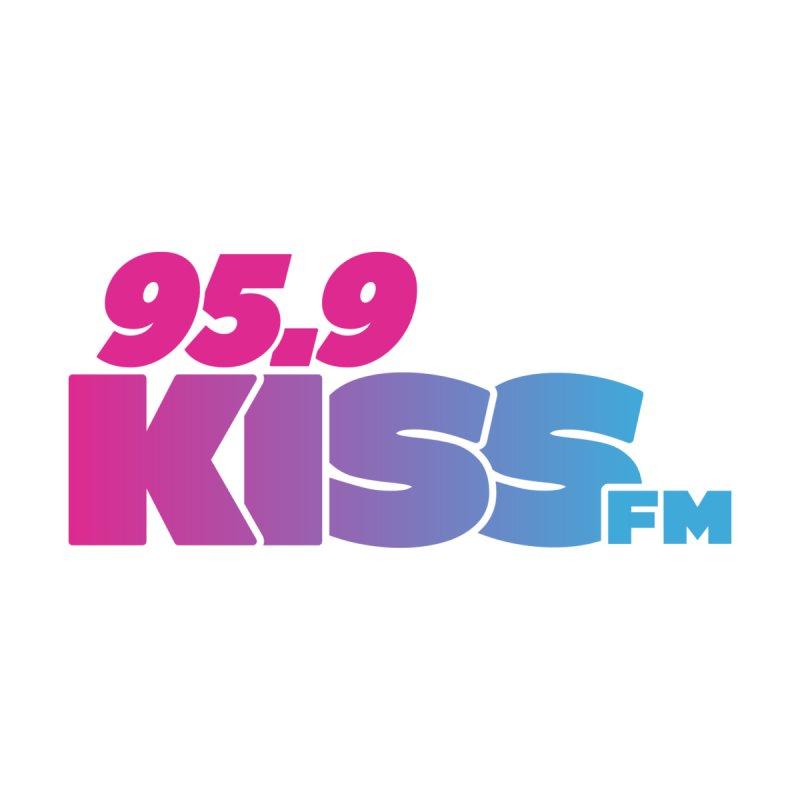 95.9 KISS-FM [2021] Women's Pullover Hoody by 95.9 KISS-FM's Shop