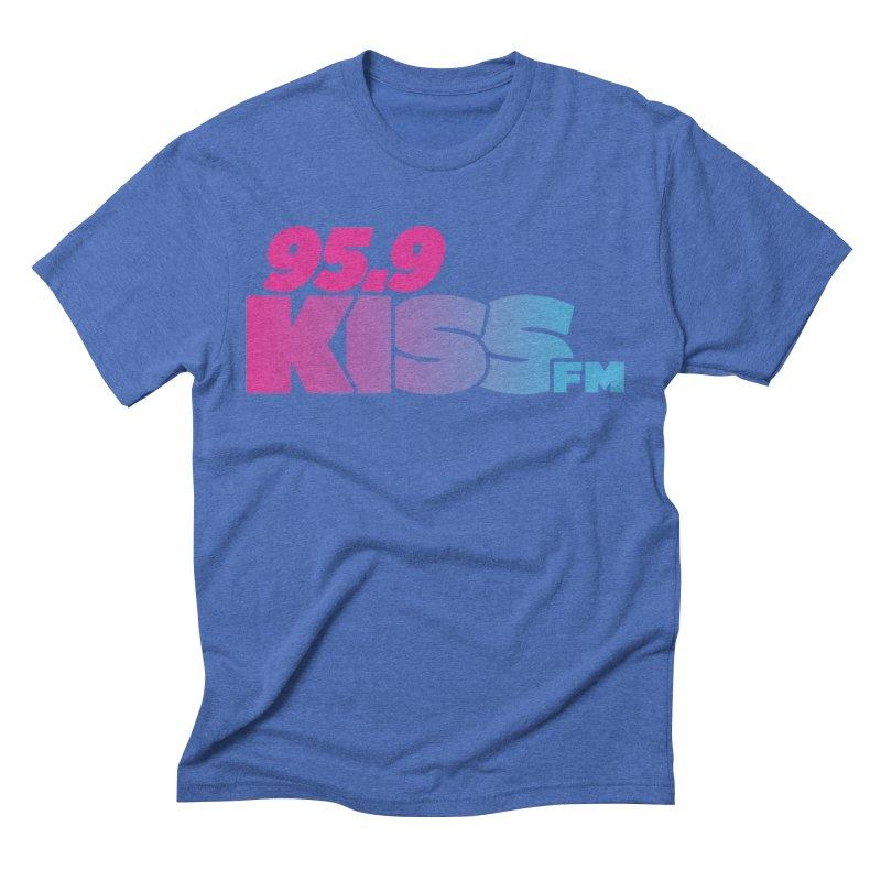 95.9 KISS-FM [2021] Men's T-Shirt by 95.9 KISS-FM's Shop