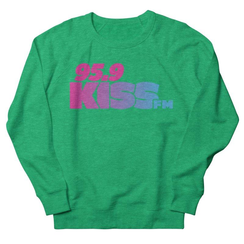 95.9 KISS-FM [2021] Women's Sweatshirt by 95.9 KISS-FM's Shop