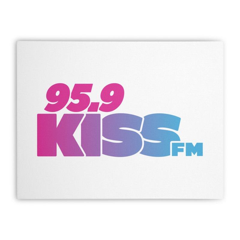 95.9 KISS-FM [2021] Home Stretched Canvas by 95.9 KISS-FM's Shop