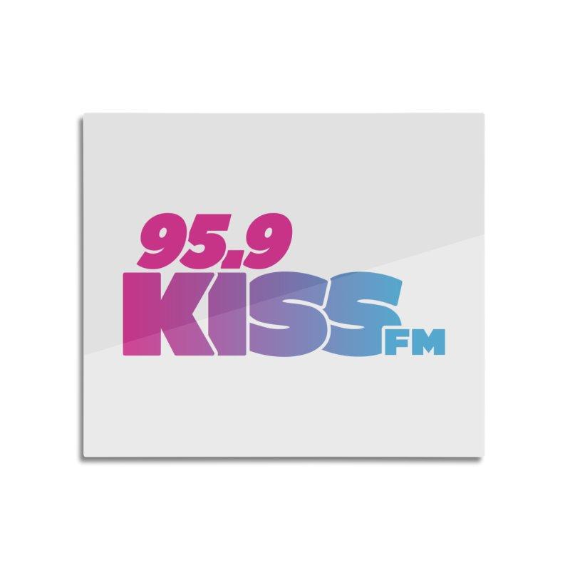95.9 KISS-FM [2021] Home Mounted Aluminum Print by 95.9 KISS-FM's Shop