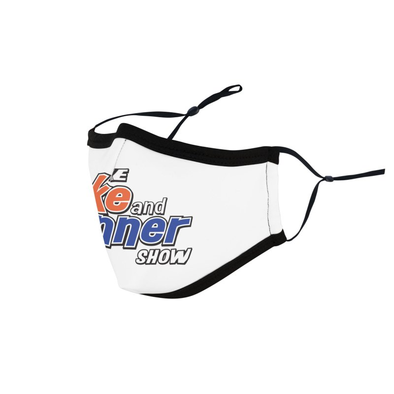 The Jake & Tanner Show [2021] Accessories Face Mask by 95.9 KISS-FM's Shop