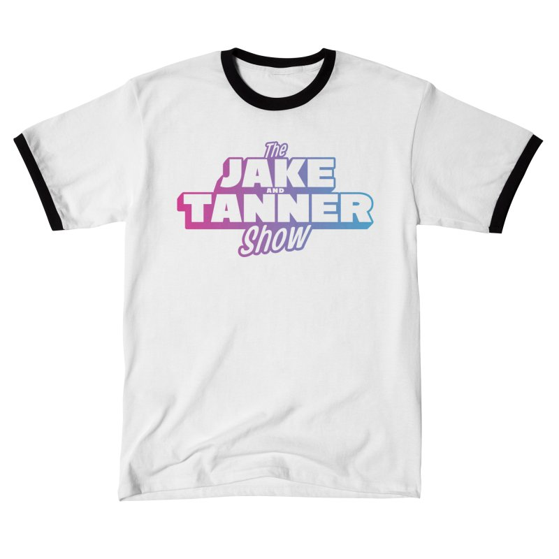 The Jake & Tanner Show [2021] Men's T-Shirt by 95.9 KISS-FM's Shop