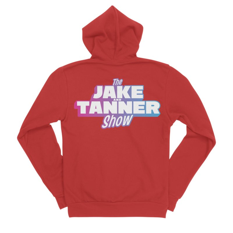 The Jake & Tanner Show [2021] Women's Zip-Up Hoody by 95.9 KISS-FM's Shop