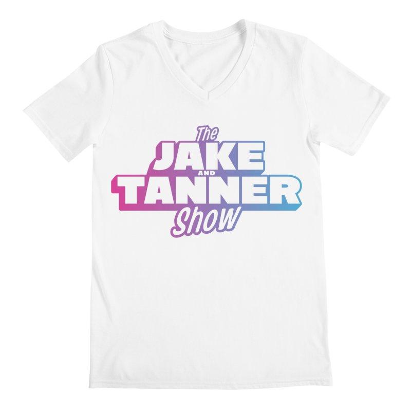The Jake & Tanner Show [2021] Men's V-Neck by 95.9 KISS-FM's Shop