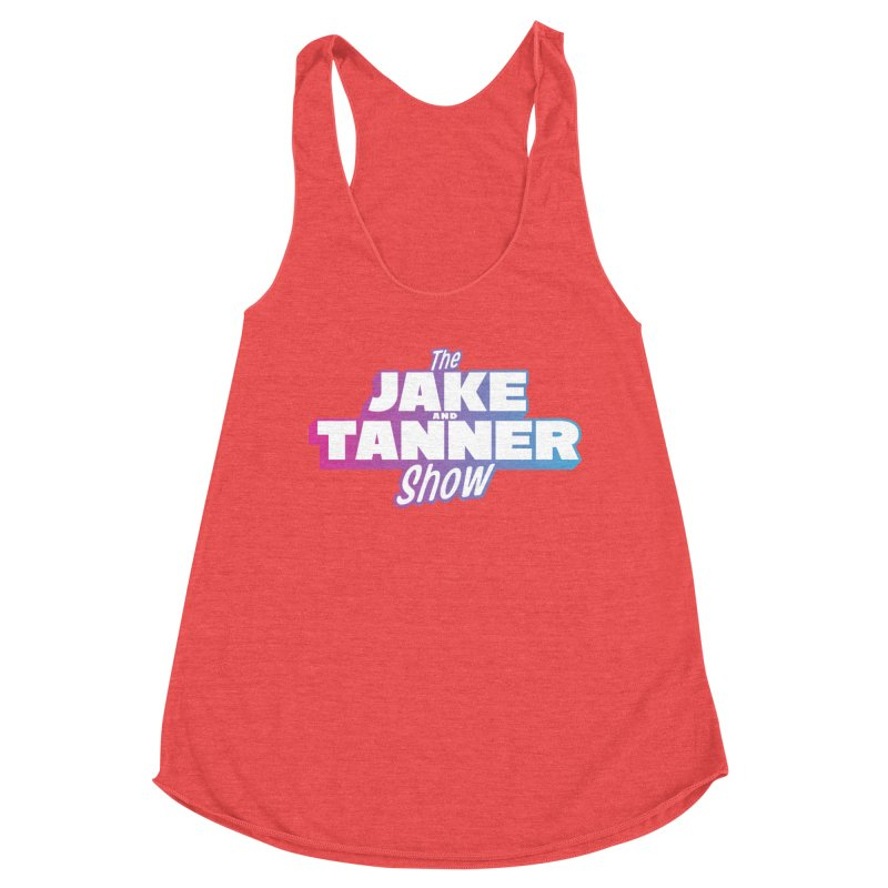 The Jake & Tanner Show [2021] Women's Tank by 95.9 KISS-FM's Shop