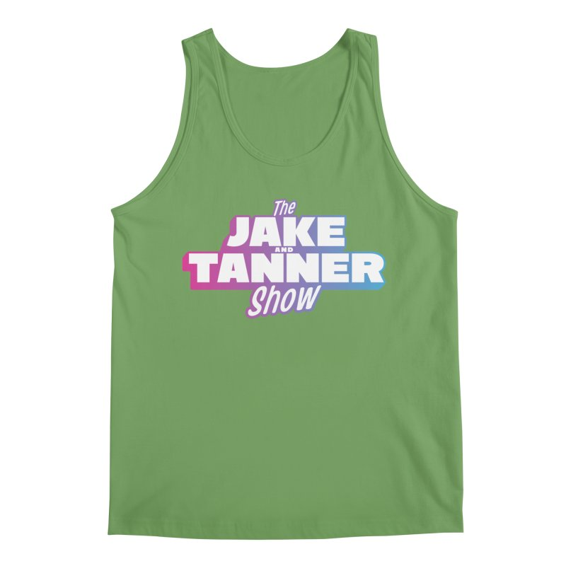 The Jake & Tanner Show [2021] Men's Tank by 95.9 KISS-FM's Shop