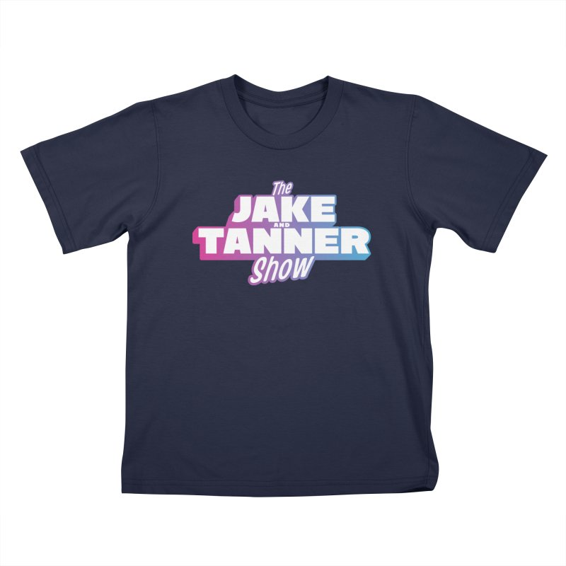 The Jake & Tanner Show [2021] Kids T-Shirt by 95.9 KISS-FM's Shop