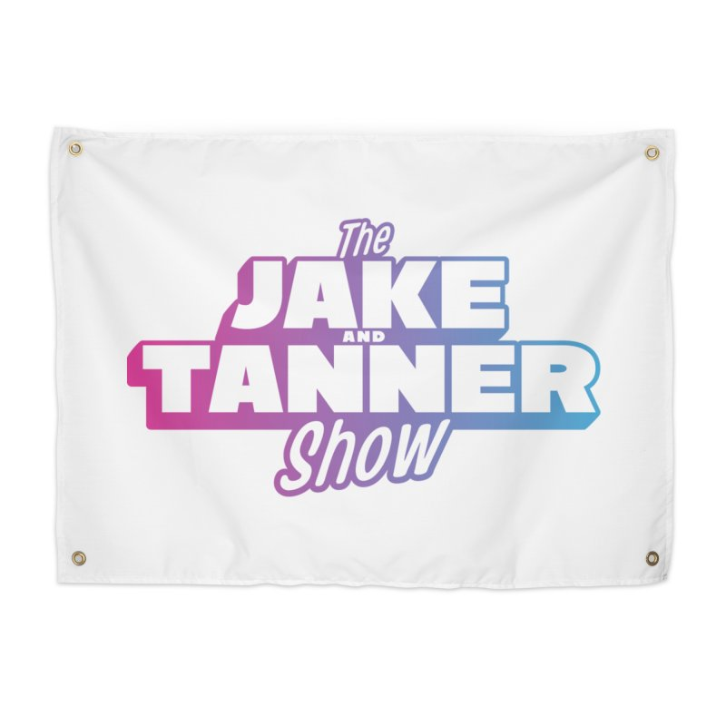 The Jake & Tanner Show [2021] Home Tapestry by 95.9 KISS-FM's Shop