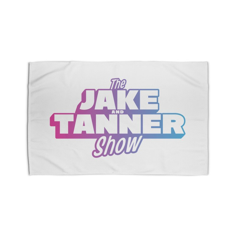 The Jake & Tanner Show [2021] Home Rug by 95.9 KISS-FM's Shop