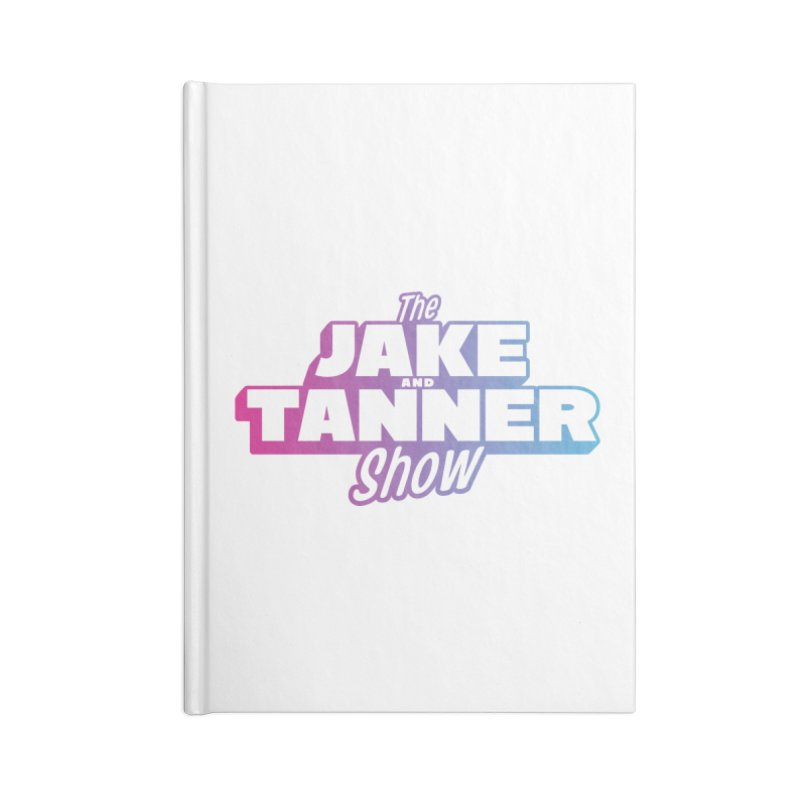 The Jake & Tanner Show [2021] Accessories Notebook by 95.9 KISS-FM's Shop