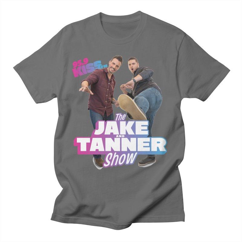 Jake & Tanner Action [2021] Men's T-Shirt by 95.9 KISS-FM's Shop