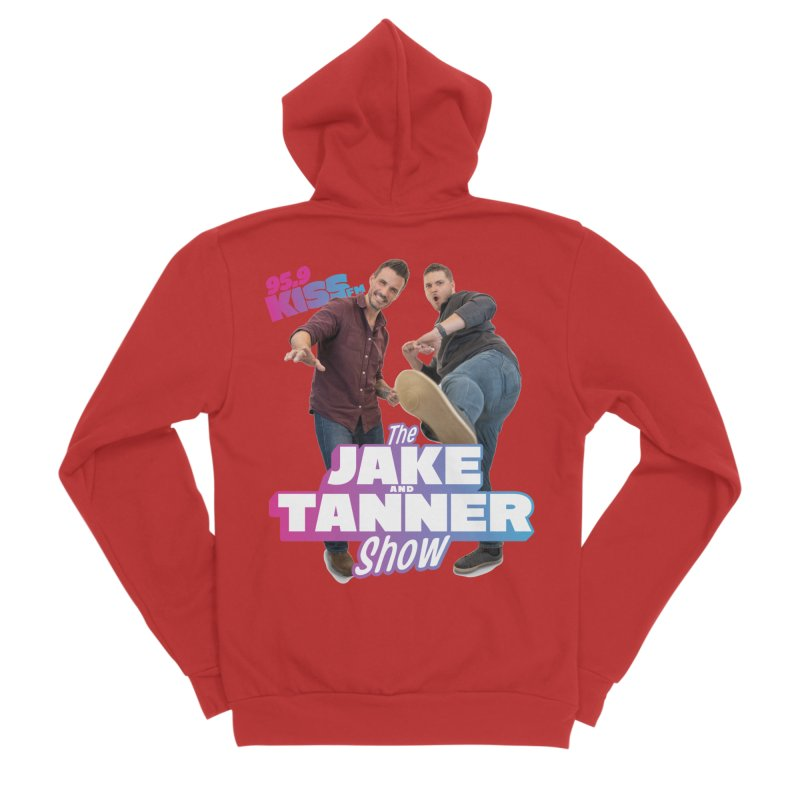 Jake & Tanner Action [2021] Men's Zip-Up Hoody by 95.9 KISS-FM's Shop