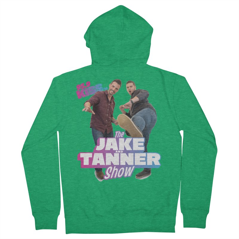 Jake & Tanner Action [2021] Women's Zip-Up Hoody by 95.9 KISS-FM's Shop