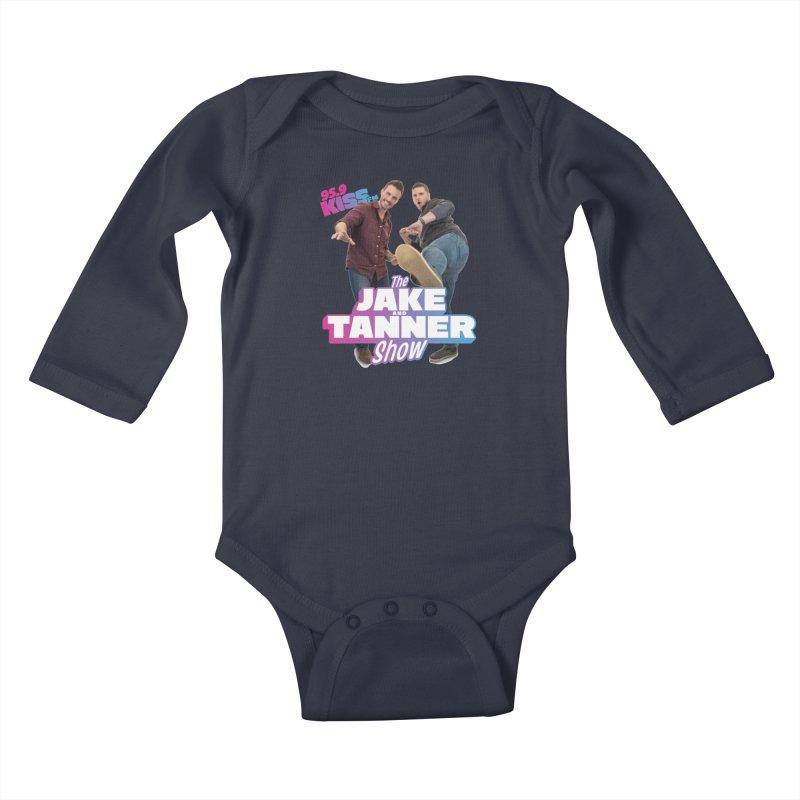 Jake & Tanner Action [2021] Kids Baby Longsleeve Bodysuit by 95.9 KISS-FM's Shop