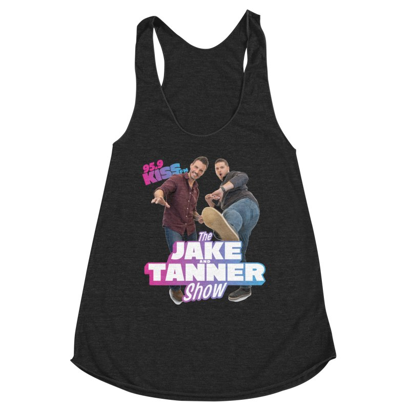 Jake & Tanner Action [2021] Women's Tank by 95.9 KISS-FM's Shop