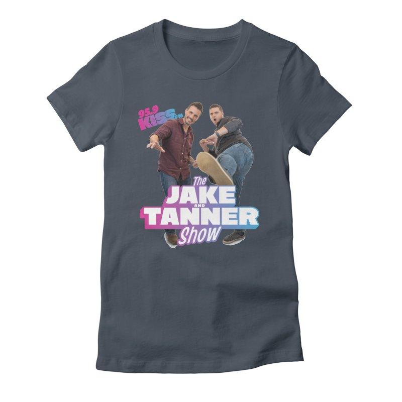 Jake & Tanner Action [2021] Women's T-Shirt by 95.9 KISS-FM's Shop