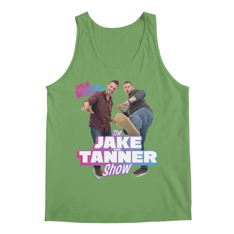 Jake & Tanner Action [2021] Men's Tank by 95.9 KISS-FM's Shop