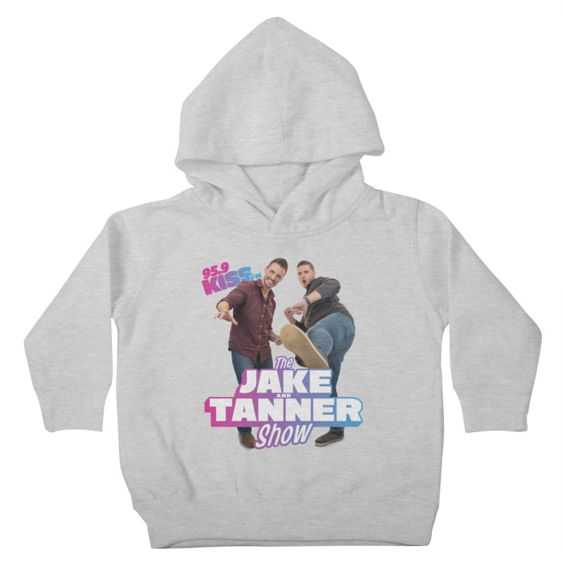 Jake & Tanner Action [2021] Kids Toddler Pullover Hoody by 95.9 KISS-FM's Shop