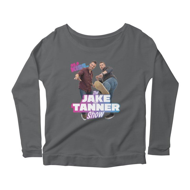 Jake & Tanner Action [2021] Women's Longsleeve T-Shirt by 95.9 KISS-FM's Shop