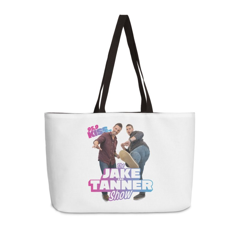 Jake & Tanner Action [2021] Accessories Bag by 95.9 KISS-FM's Shop