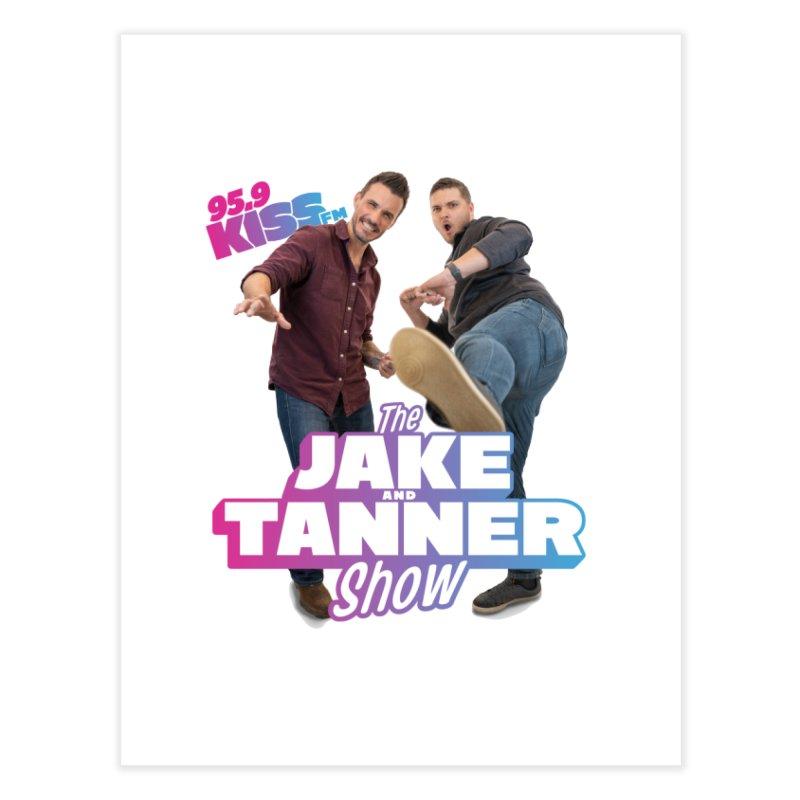 Jake & Tanner Action [2021] Home Fine Art Print by 95.9 KISS-FM's Shop