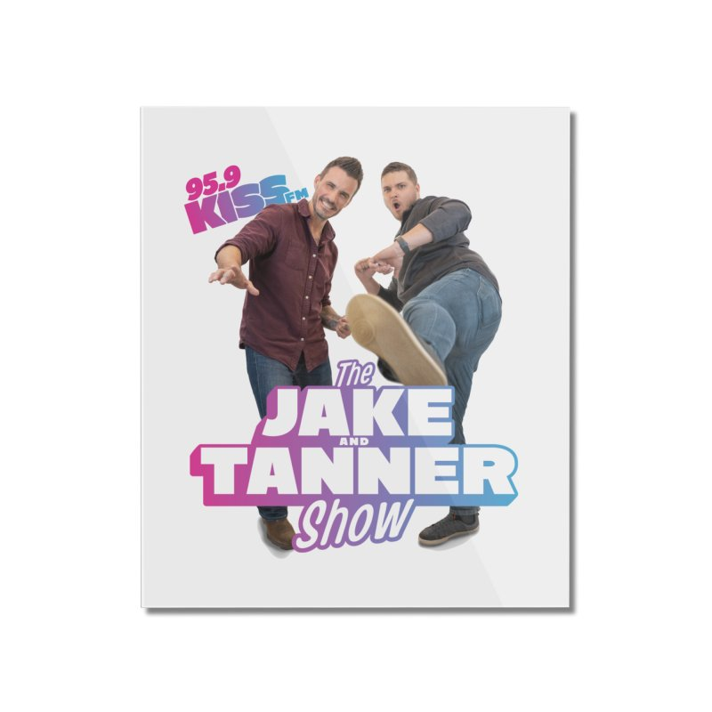 Jake & Tanner Action [2021] Home Mounted Acrylic Print by 95.9 KISS-FM's Shop