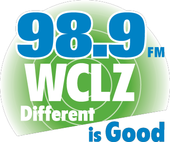 98.9 WCLZ Swag Store Logo