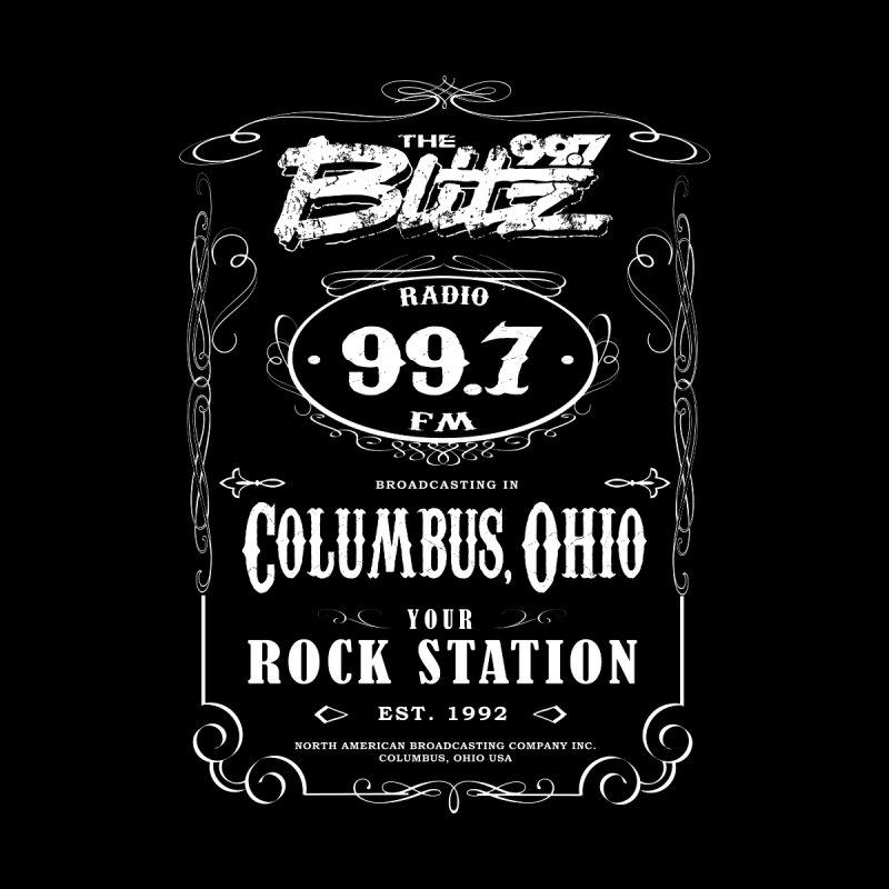 Blitz Whiskey Logo Women's Tank by 99.7 The Blitz Rock Shop