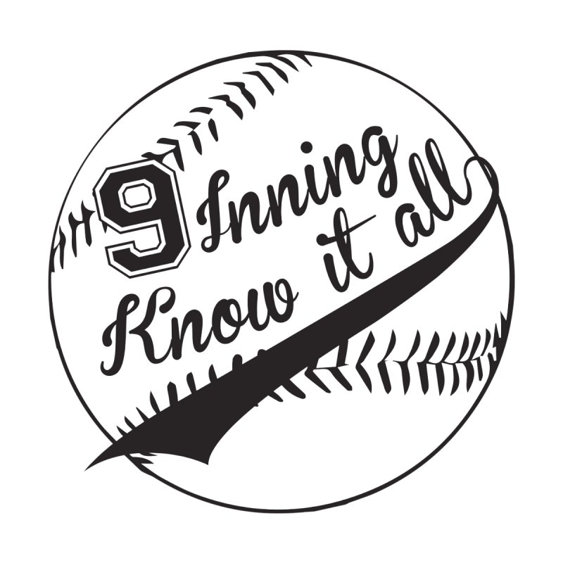 9 Inning Alternative (Clear Ball) by 9 Inning Know It All Apparel and Merchandise