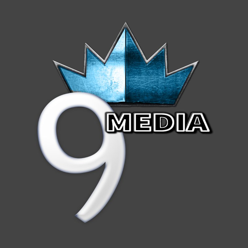 9 Media (Official) Men's T-Shirt by 9 Media