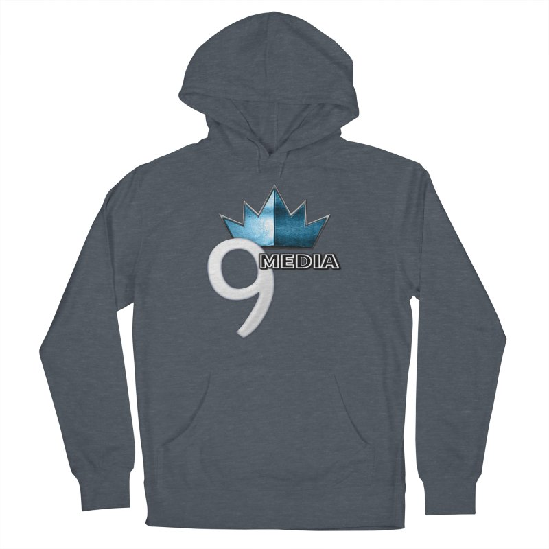 9 Media (Official) Women's Pullover Hoody by 9 Media