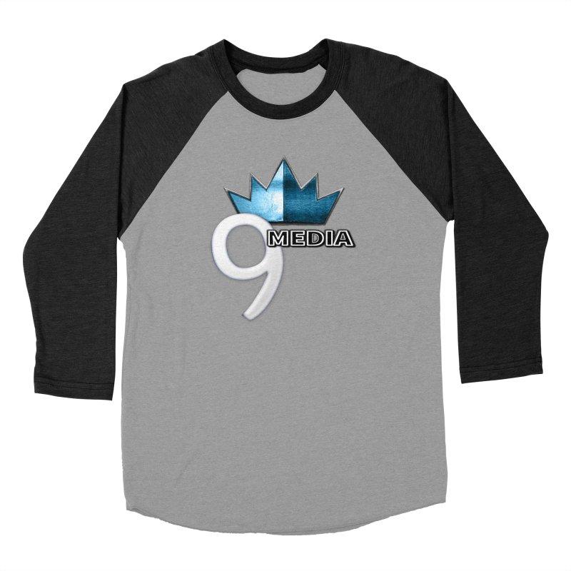 9 Media (Official) Men's Longsleeve T-Shirt by 9 Media