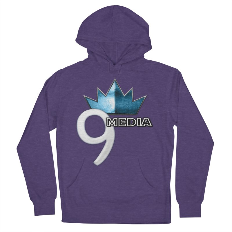 9 Media (Official) Men's Pullover Hoody by 9Media's Artist Shop
