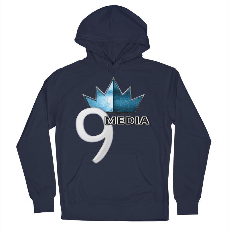 9 Media (Official) Men's Pullover Hoody by 9Media's Artist Shop