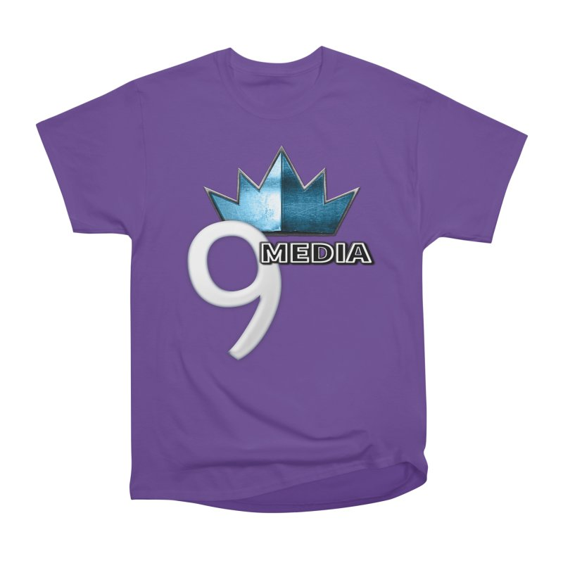 9 Media (Official) Women's Heavyweight Unisex T-Shirt by 9Media's Artist Shop