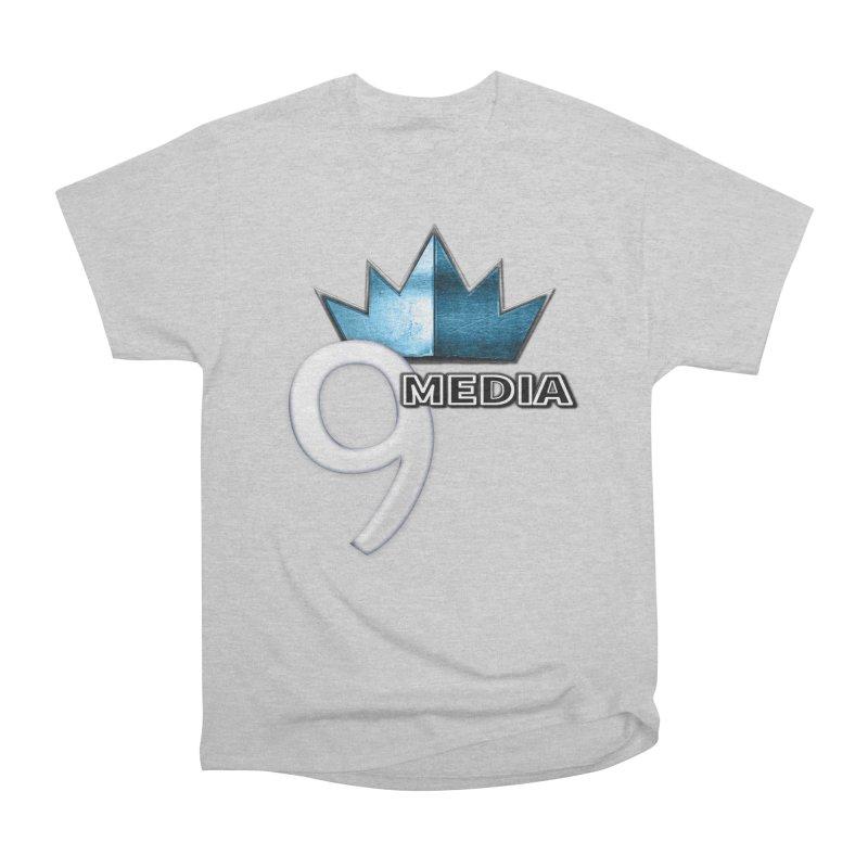 9 Media (Official) Women's Heavyweight Unisex T-Shirt by 9Media's Artist Shop