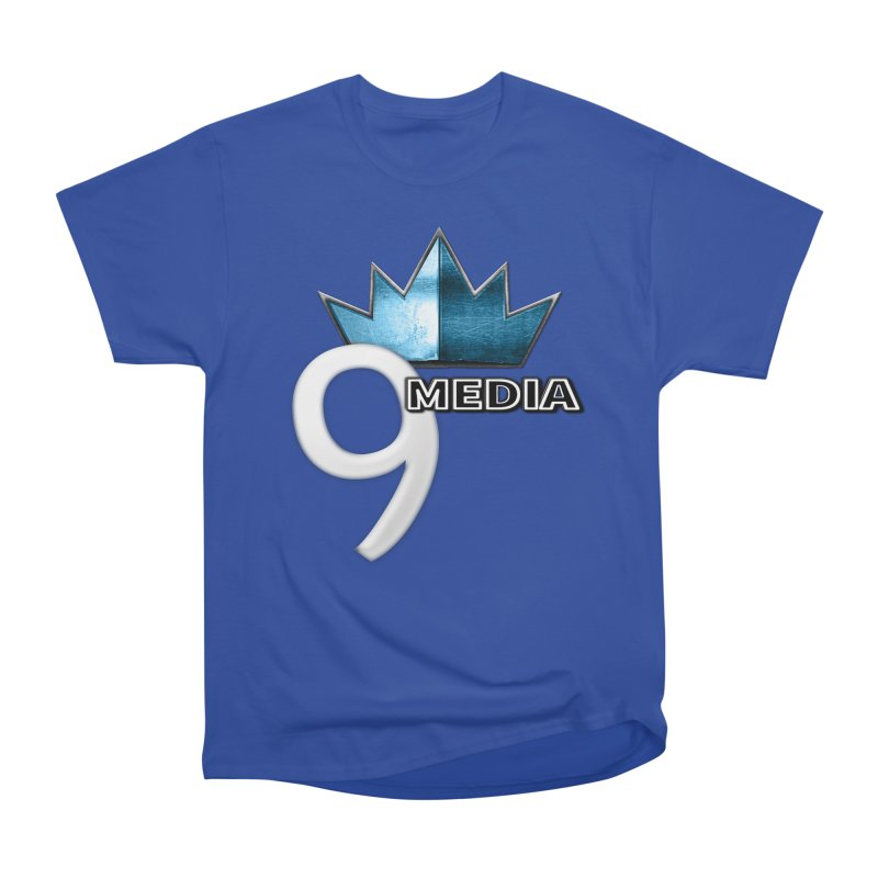9 Media (Official) Men's Classic T-Shirt by 9Media's Artist Shop