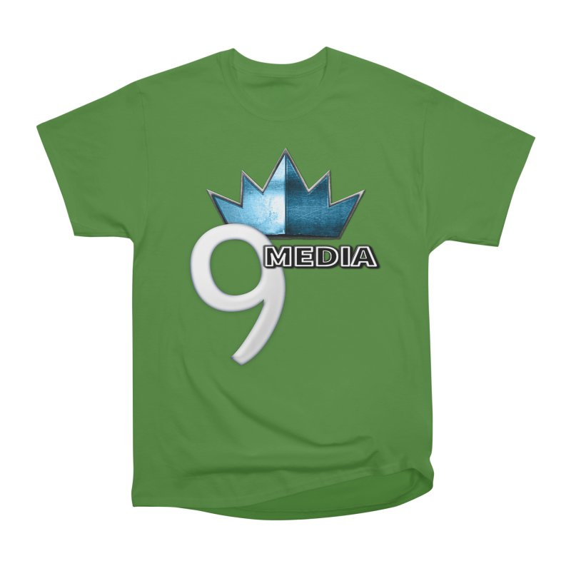 9 Media (Official) Women's Classic Unisex T-Shirt by 9Media's Artist Shop